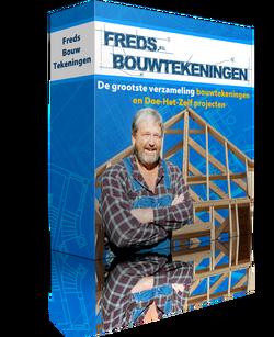 fred's bouwtekeningen box cover